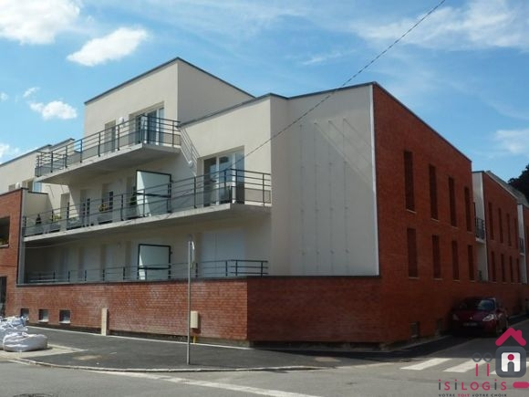 ORCHIES Centre, T4 neuf, 81,50m², double garage, 896€ HC.