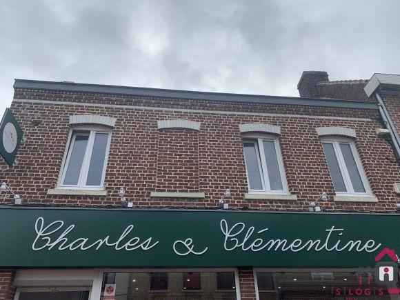 PHALEMPIN CENTRE, A LOUER BUREAU, 300€ HT + 30€ DE CHARGES.